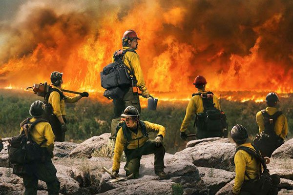 Win passes to a pre-screening of Only The Brave from WCCB, Charlotte's CW