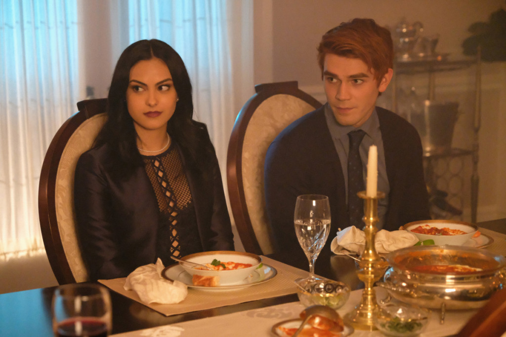 """Riverdale -- """"Chapter Sixteen: The Watcher in the Woods"""""""