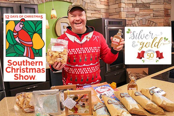 win wilsons favorite things from the southern christmas show wccb charlotte