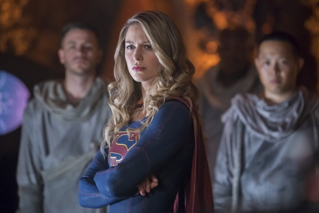 "Supergirl -- ""Far From The Tree"""