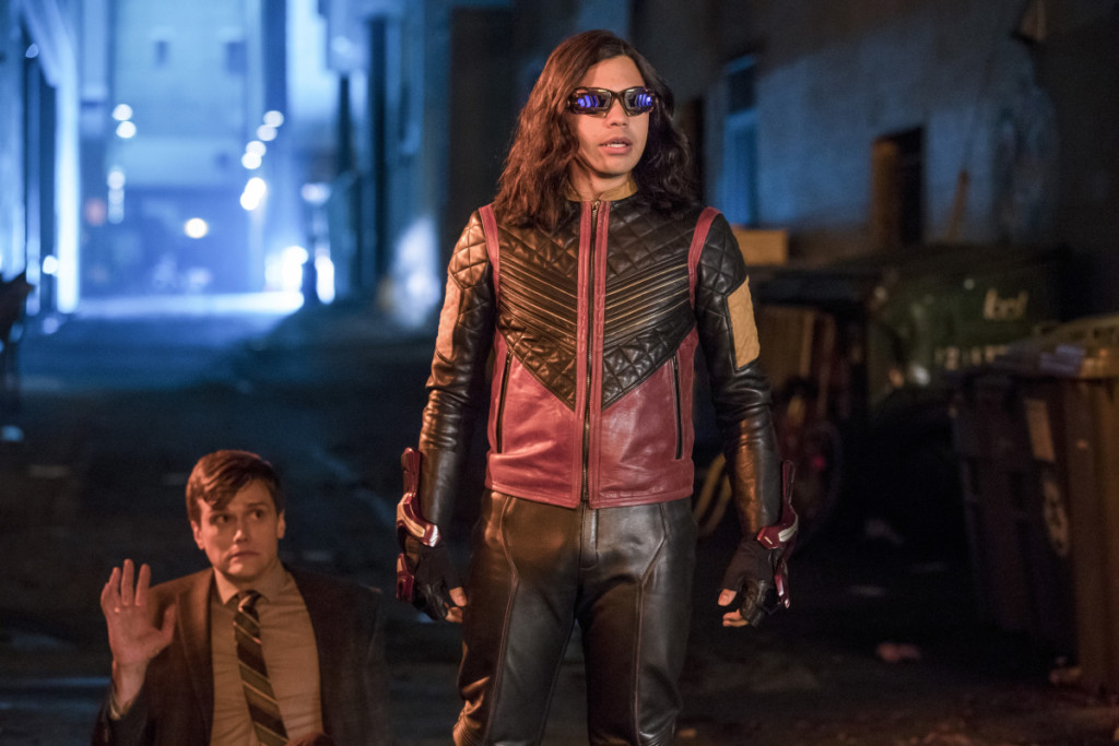 """The Flash -- """"Elongated Journey Into Night"""""""