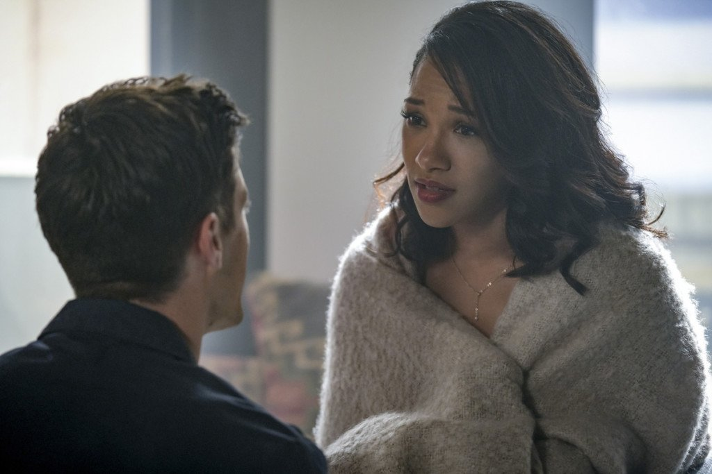 """The Flash -- """"Luck Be a Lady"""""""