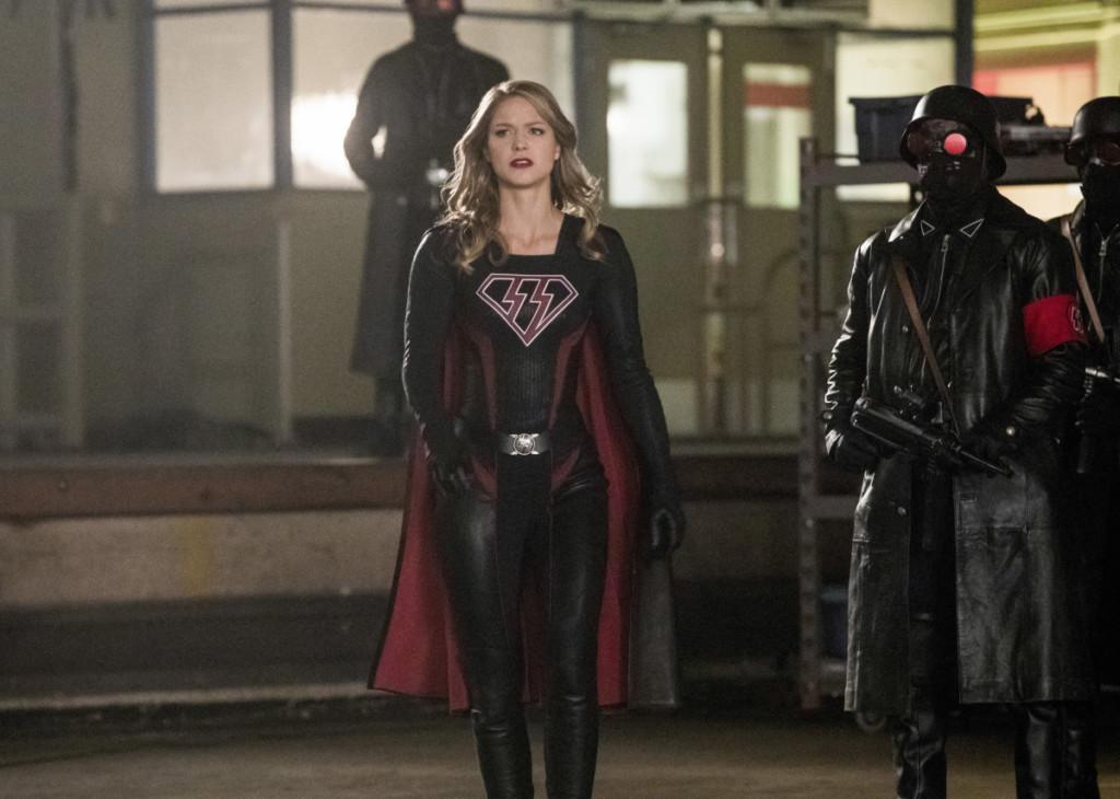 """Arrow -- """"Crisis on Earth-X, Part 2"""""""
