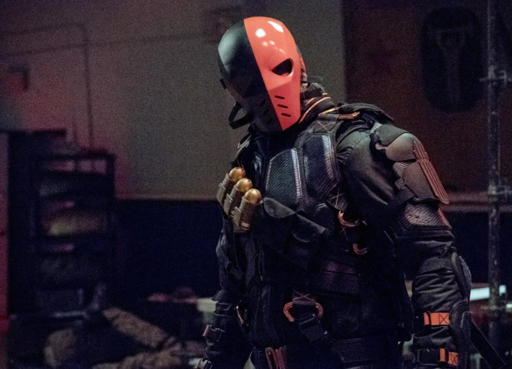 """Arrow -- """"Deathstroke Returns"""""""