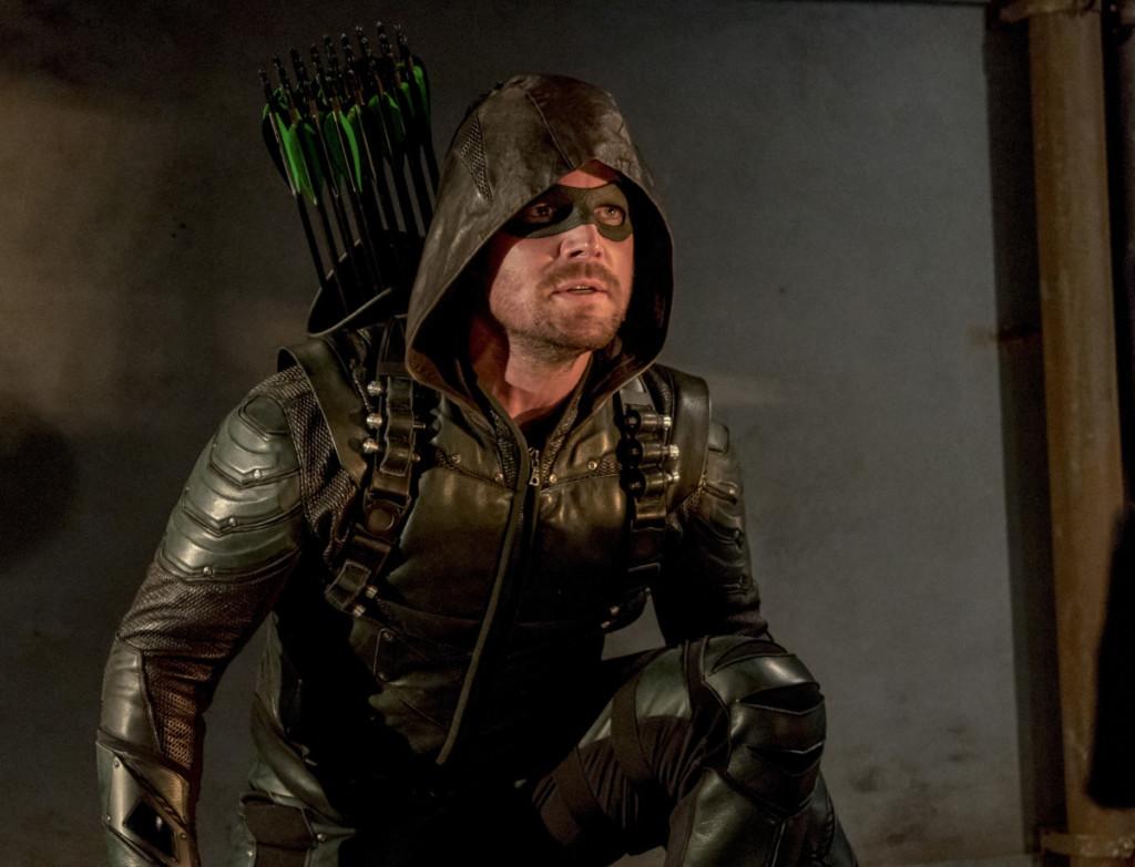 "Arrow -- ""Thanksgiving"""