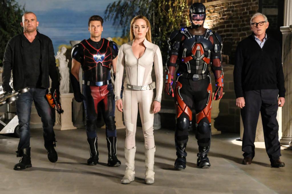 """DC's Legends of Tomorrow -- """"Helen Hunt"""""""