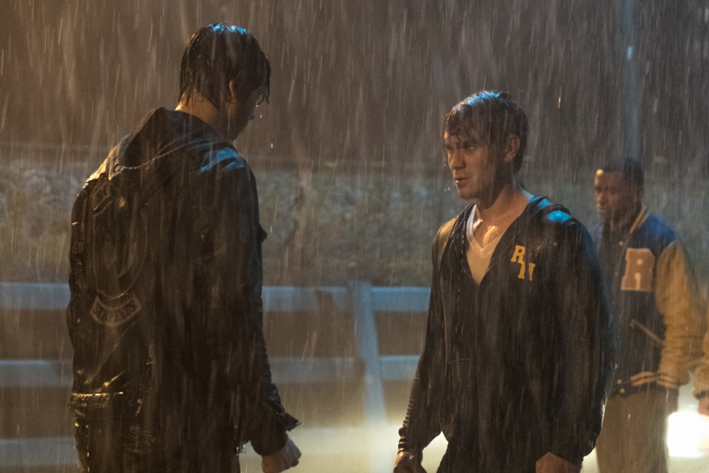 "Riverdale -- ""Chapter Seventeen: The Town that Dreaded Sundown"""