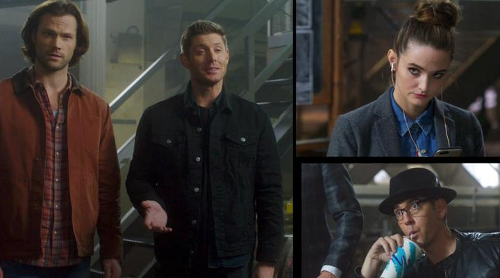 """Supernatural """"The Scorpion and the Frog"""""""