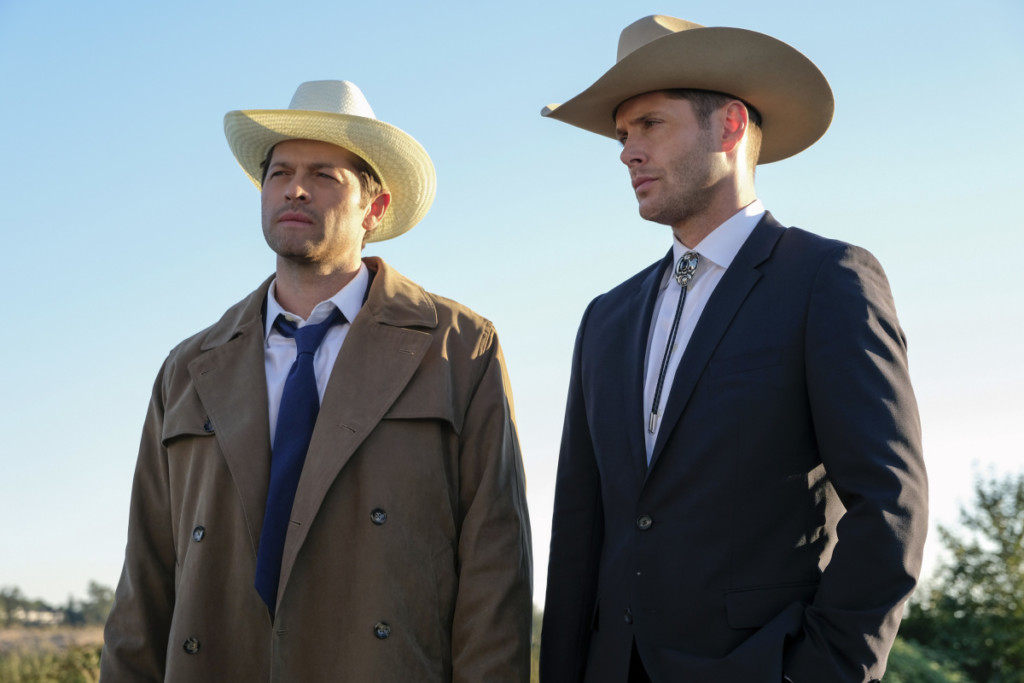 "Supernatural -- ""Tombstone"""