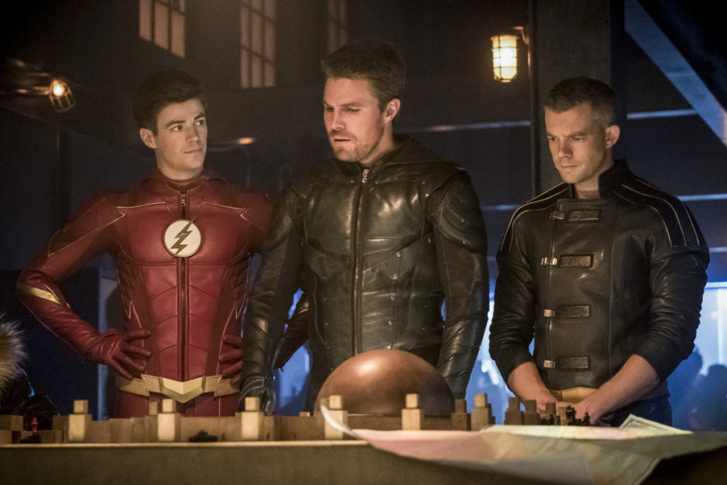 """The Flash -- """"Crisis on Earth -- X, Part 3"""