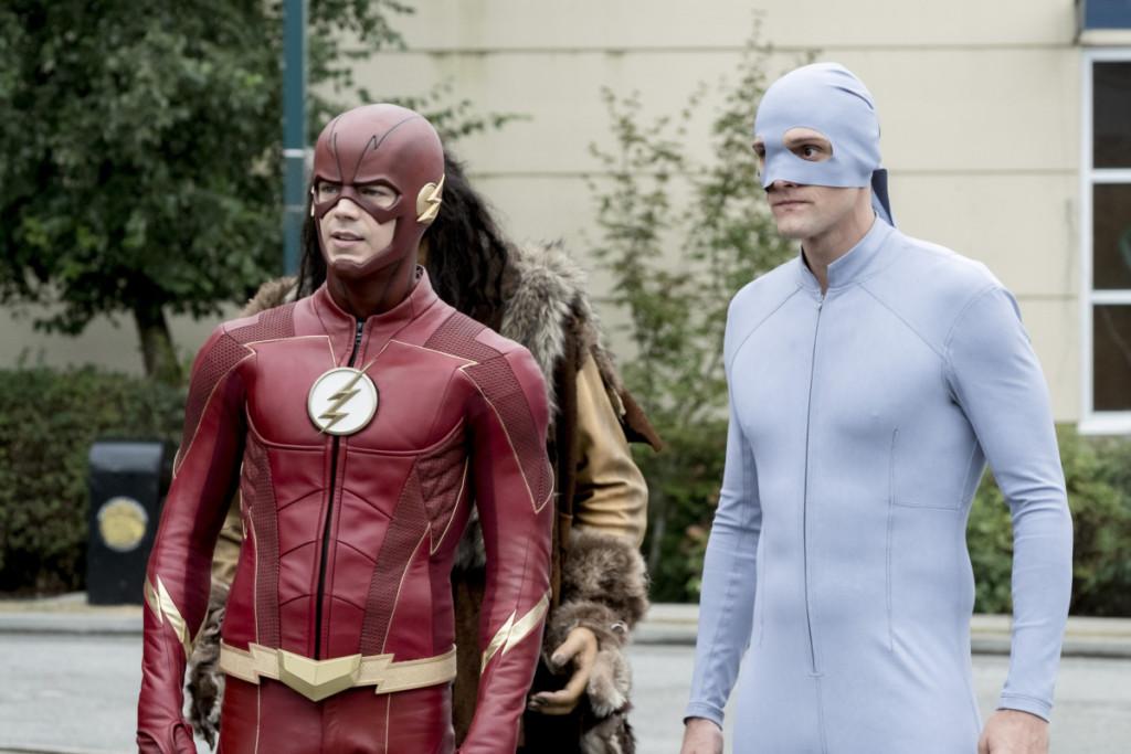 """The Flash -- """"When Harry Met Harry..."""""""