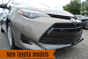 New Toyota in North Charlotte