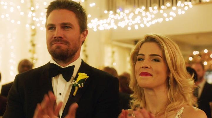 """Arrow """"Irreconcilable Differences"""""""