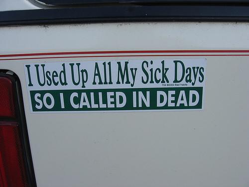 Funny bumper stickers 11