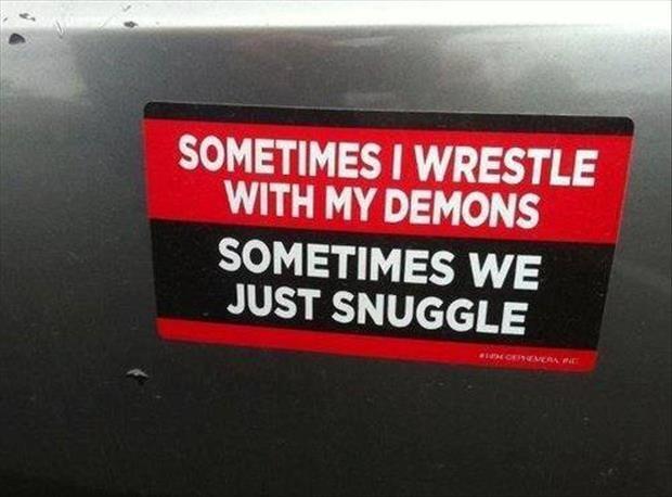 Funny bumper stickers 28