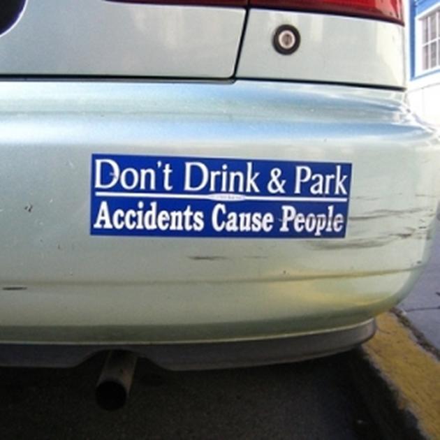 Funny bumper stickers 6