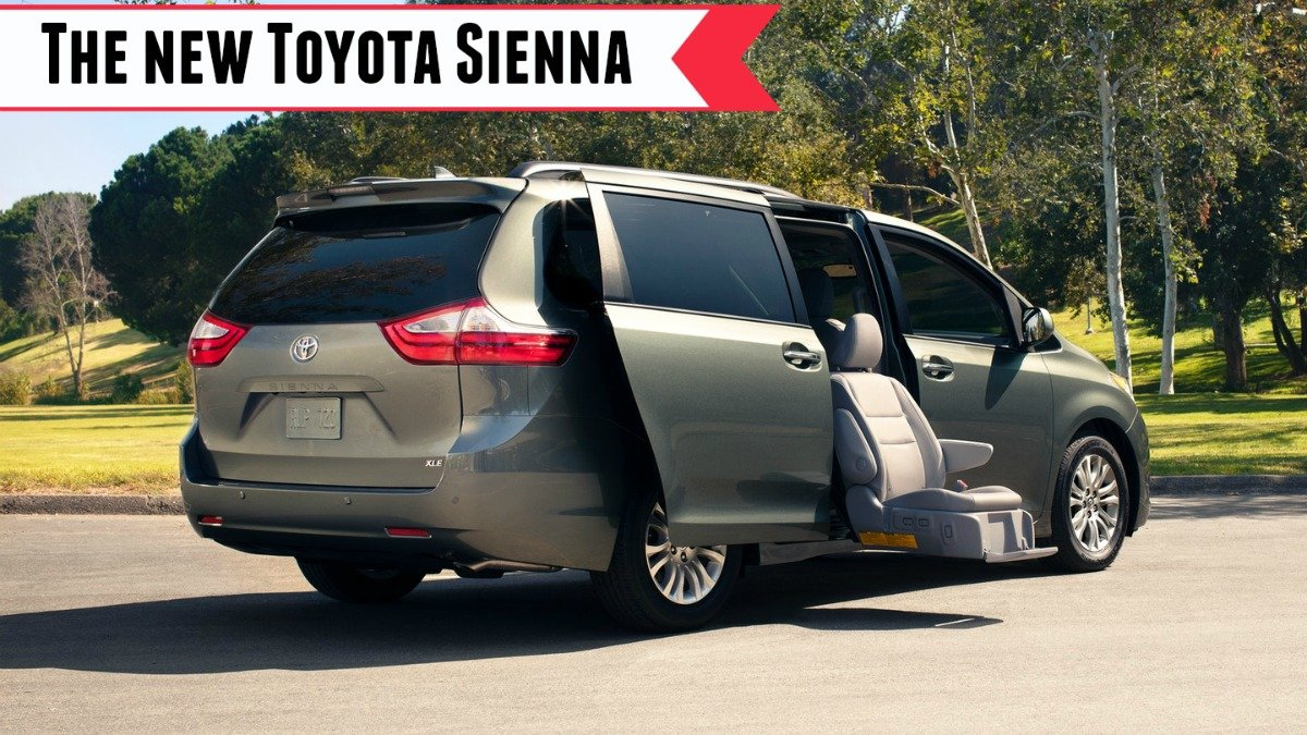 Look No Further Than The New 2018 Toyota Sienna! This North Charlotte  Swagger ...
