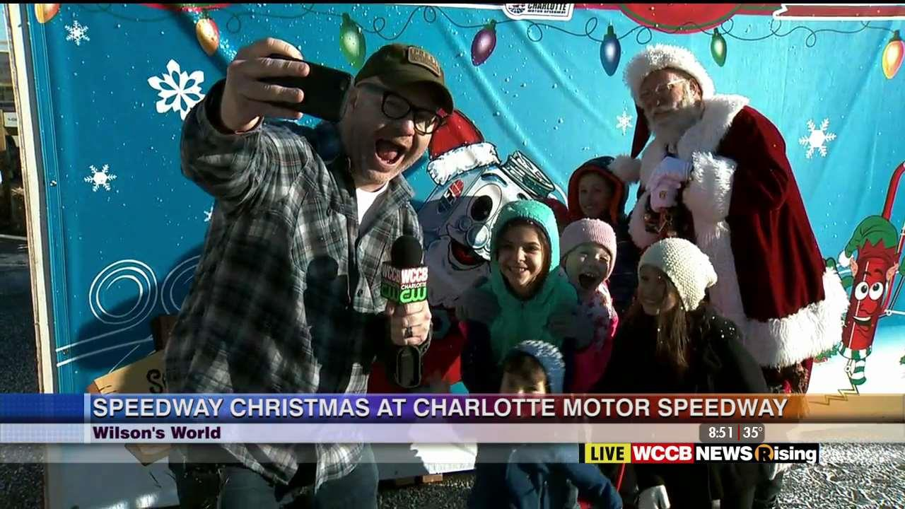 Speedway Christmas at Charlotte Motor