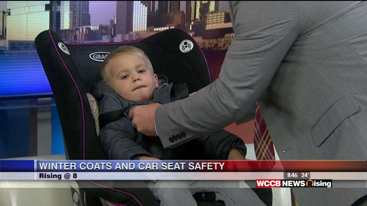 Winter Coats Amp Car Seat Safety Wccb Charlotte