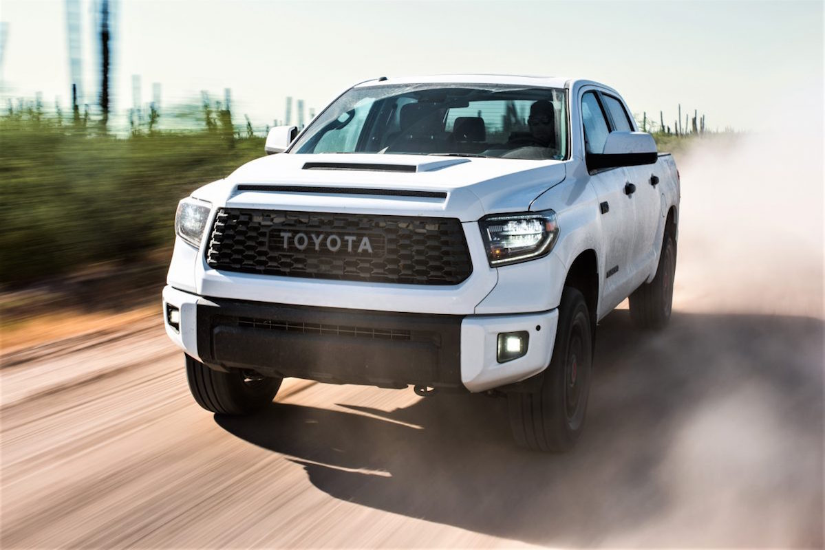 Get The Scoop On The 2019 Toyota Trd Pro Lineup