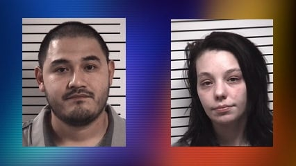 Parents Charged After Toddler Found Wandering, Naked In
