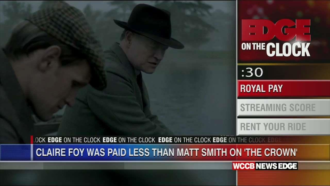 Claire Foy was paid less than Matt Smith on The Crown – and here's the reason why
