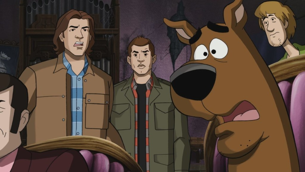 "Supernatural -- ""ScoobyNatural"""