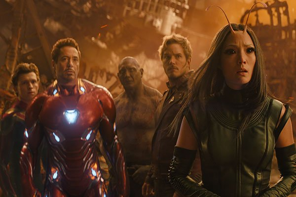 Win A 4-Pack of Passes To See 'Avengers: Infinity War'!