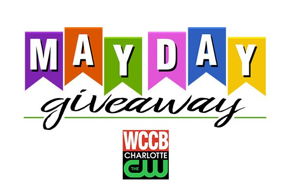 Daily prizes up for grabs in WCCB's Mayday giveaway!