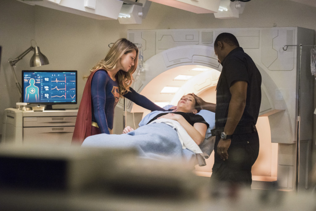 """Supergirl -- """"Of Two Minds"""""""