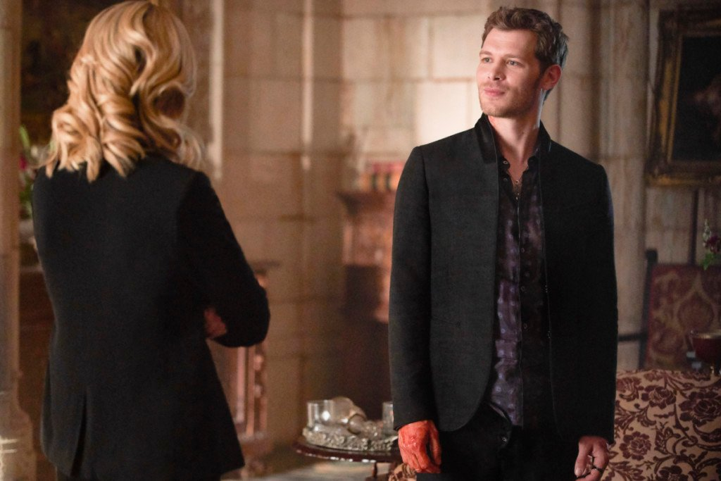 "The Originals -- ""Where You Left Your Heart"""