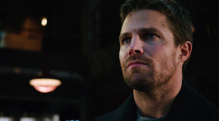"Arrow ""The Ties That Bind"""