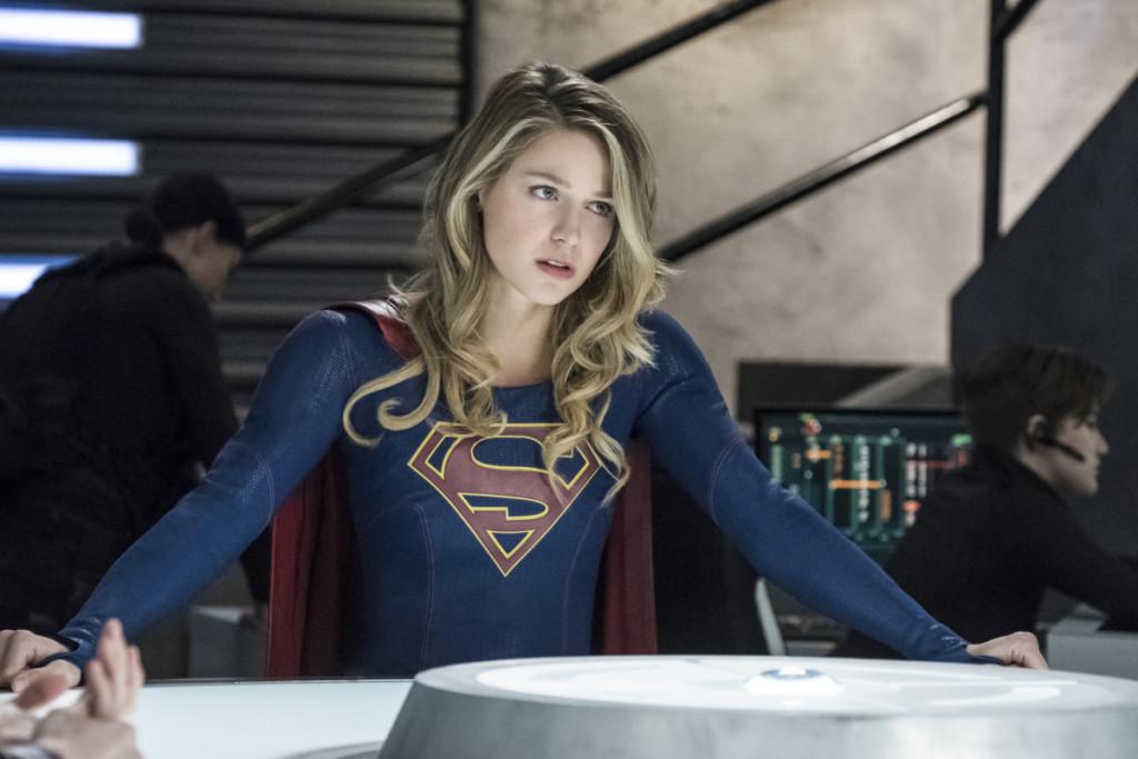 "Supergirl -- ""Trinity"""