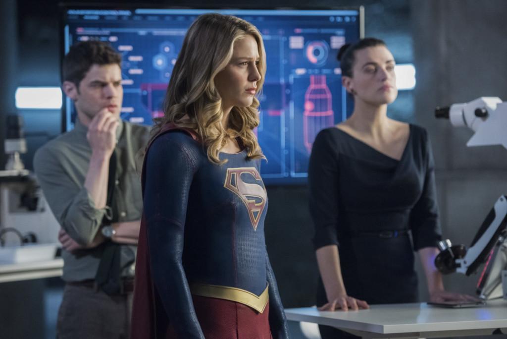 "Supergirl -- ""The Fanatical"""