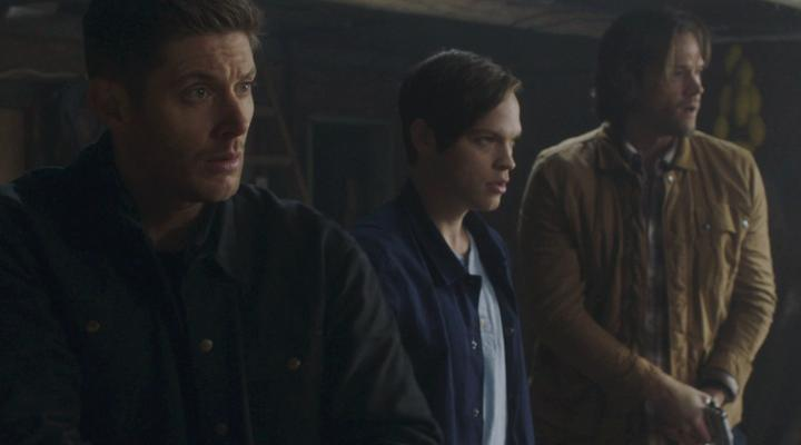 "Supernatural ""Let The Good Times Roll"""