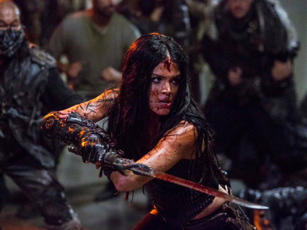 """The 100 -- """"Red Queen"""""""