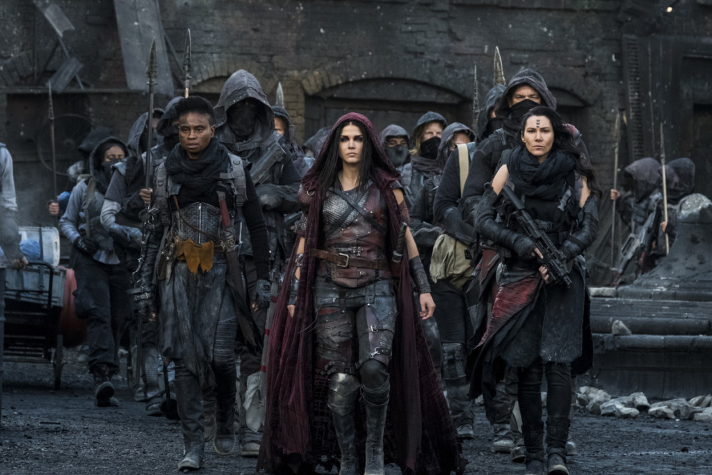 """The 100 -- """"Shifting Sands"""""""