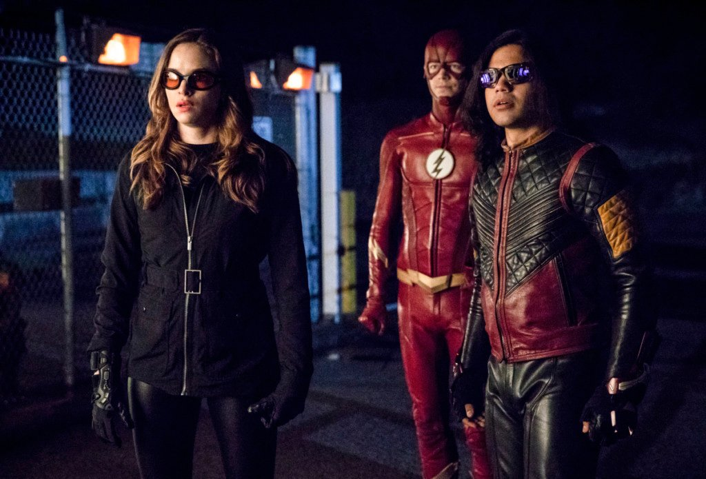 """The Flash -- """"Think Fast"""""""