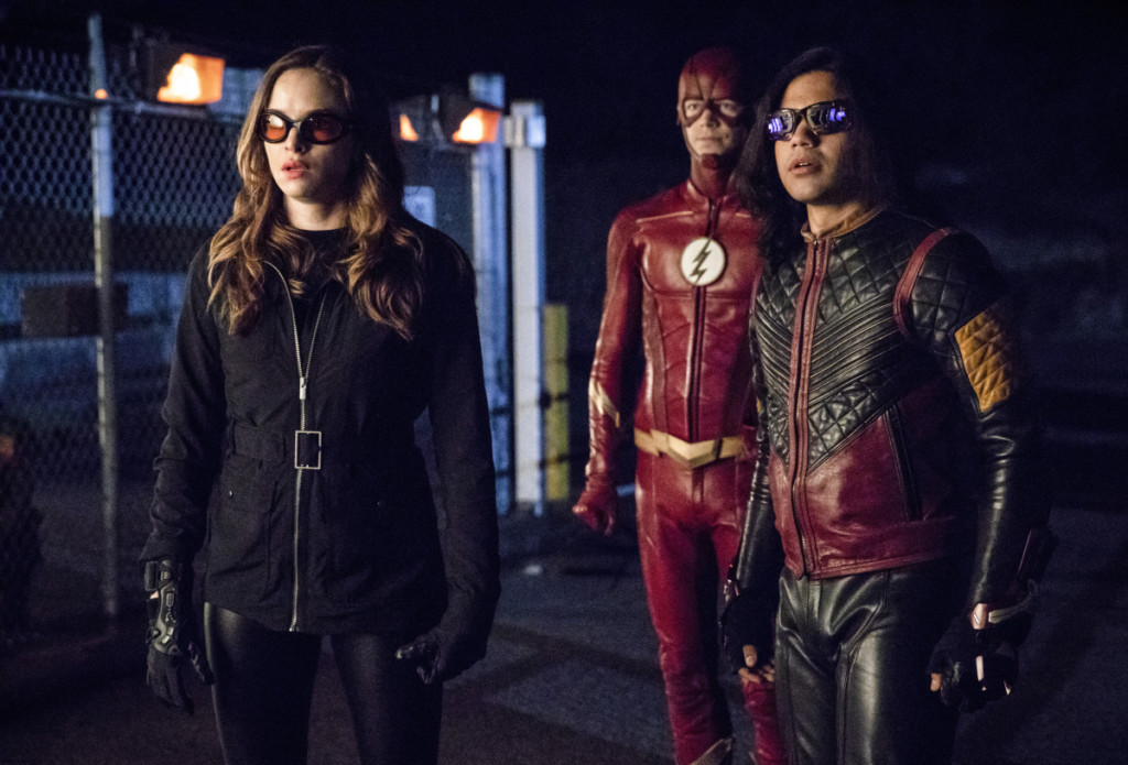 "The Flash -- ""Think Fast"""