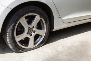 flat tire prevention