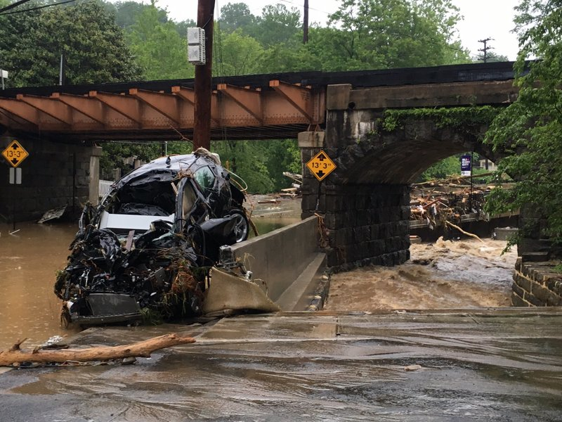 Maryland Community Heartbroken After Second Flood In Two ...
