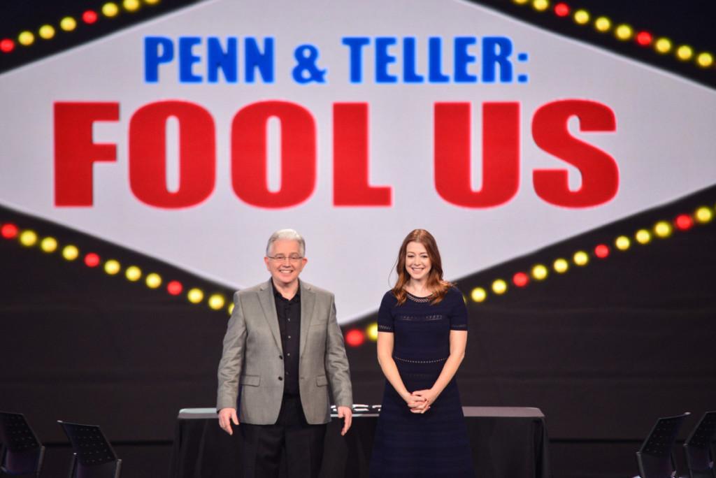 "Penn & Teller: Fool Us -- ""The Rematch"""