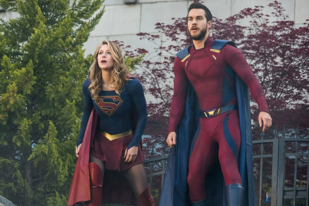 """Supergirl -- """"Battles Lost And Won"""""""