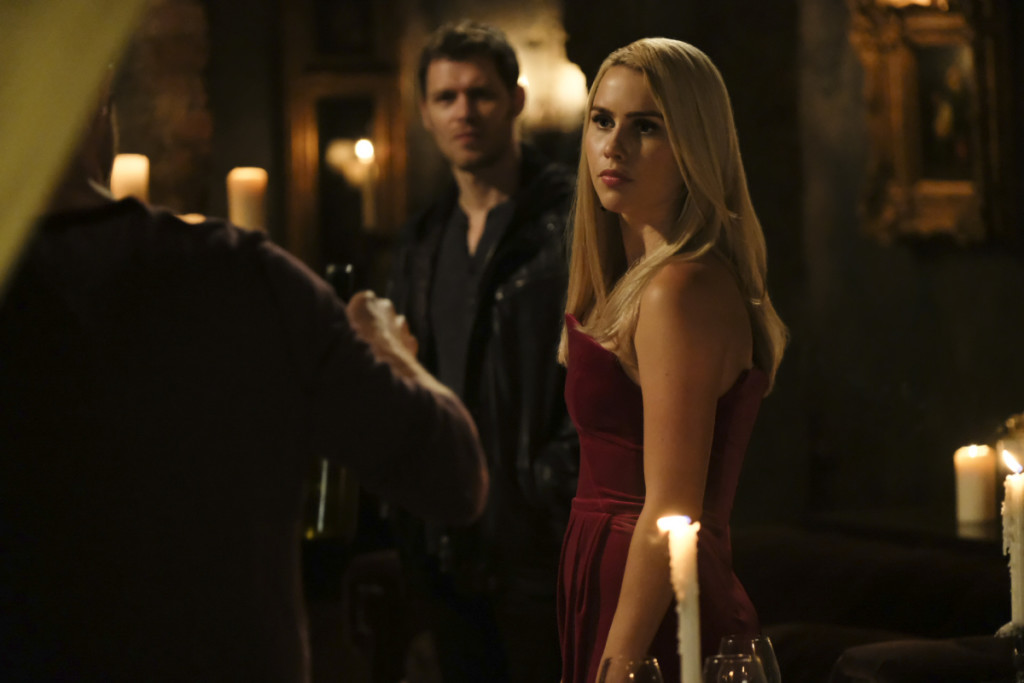 """The Originals -- """"The Kindness of Strangers"""""""