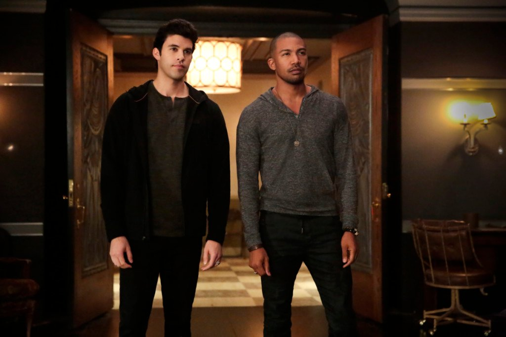 """The Originals -- """"We Have Not Long to Love"""""""
