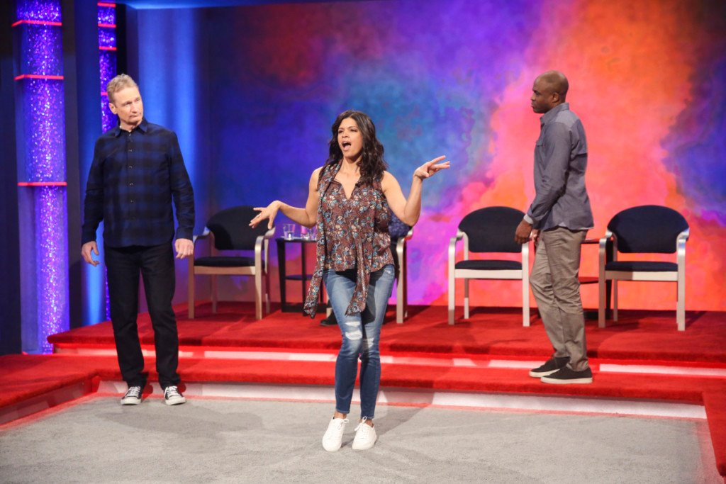 "Whose Line Is It Anyway? -- ""Andrea Navedo"""