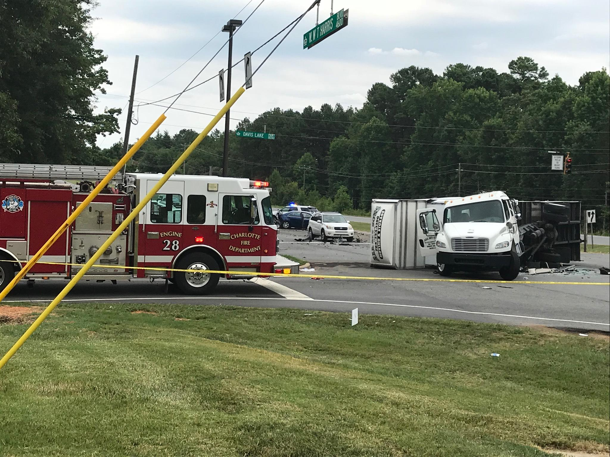 Police Release New Details On Deadly North Charlotte Accident - WCCB ...
