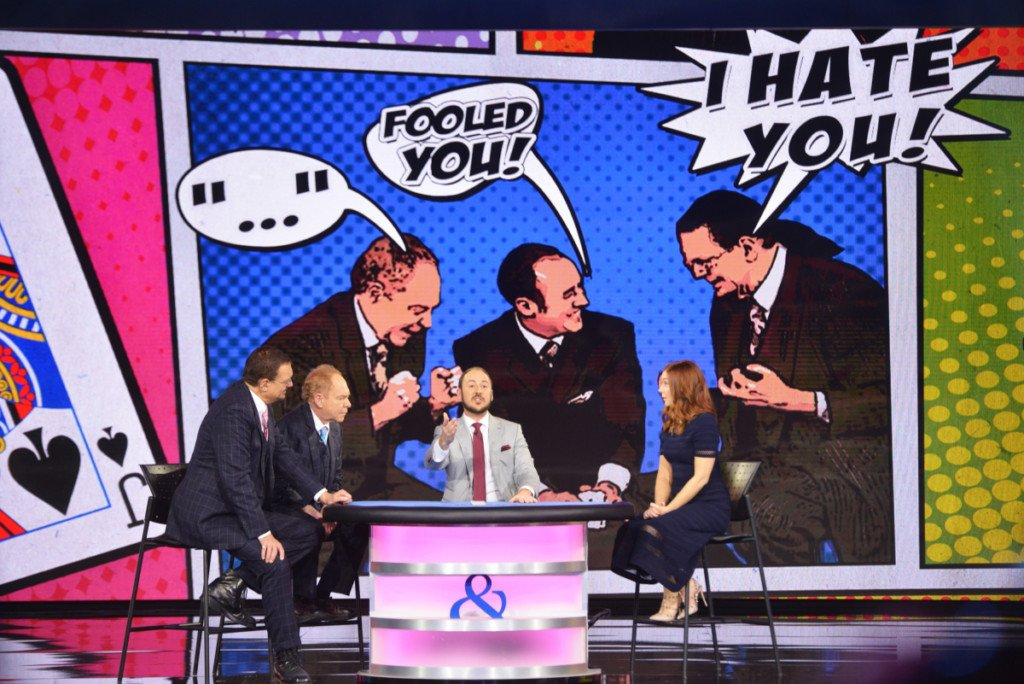 "Penn & Teller: Fool Us -- ""Here Comes The Magic"""