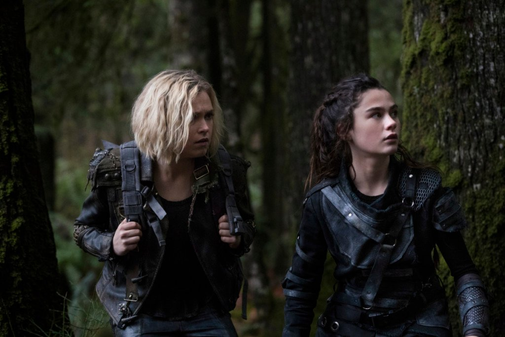 "The 100 -- ""The Warriors Will"""