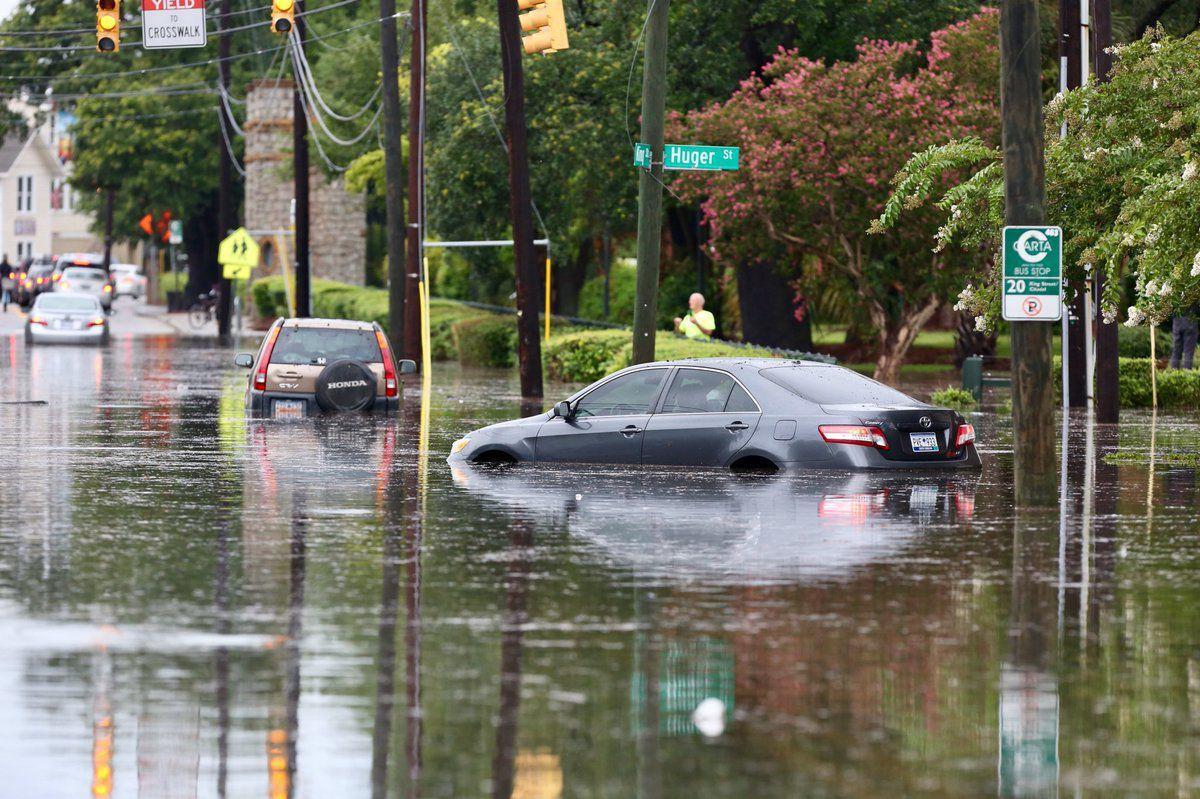 Disgusting Flooding Inundates Charleston, S.C. Again ...